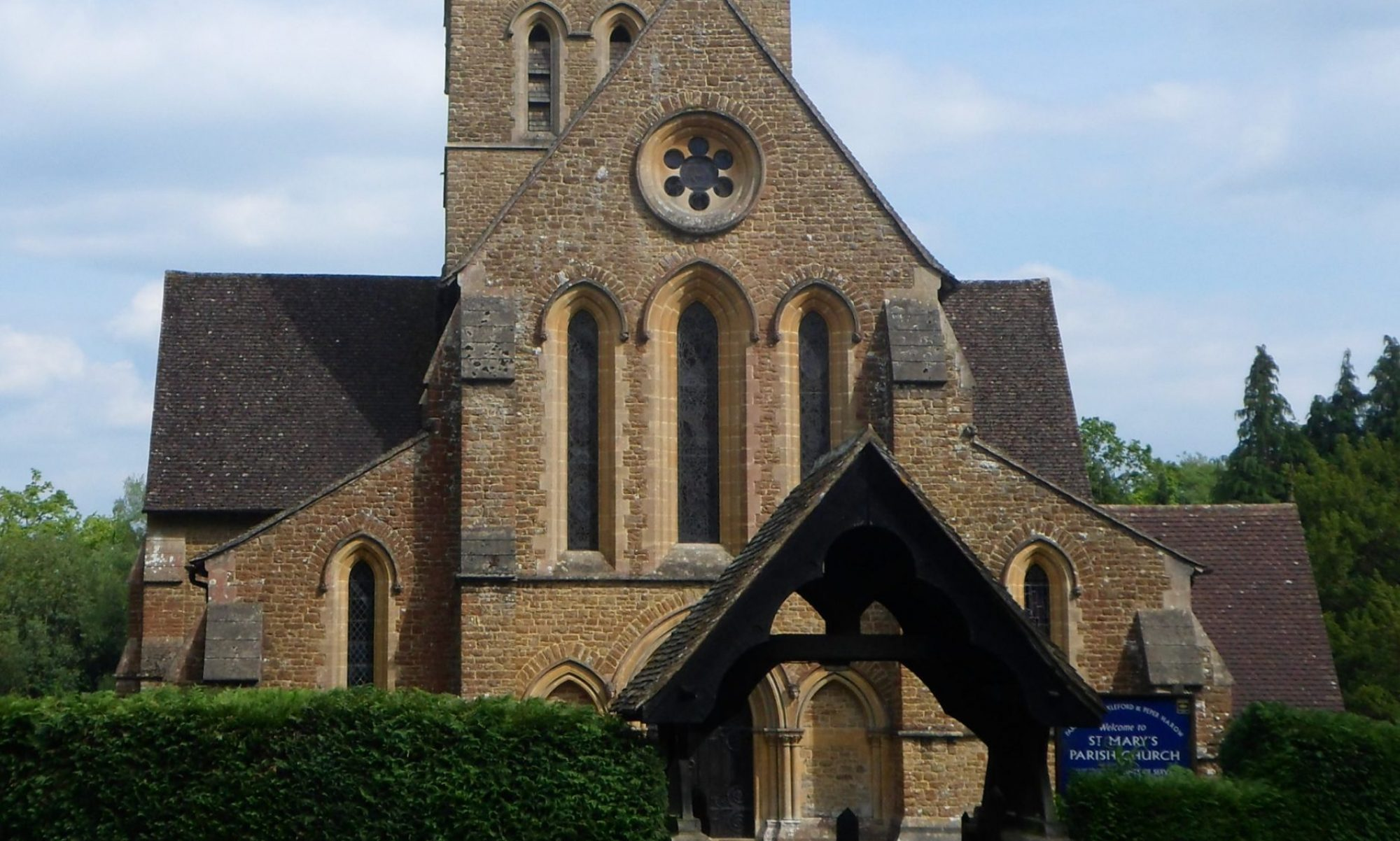 Parish churches of Elstead, Thursley, Shackleford & Peper Harow